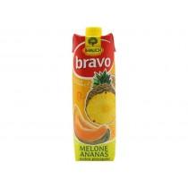 BRAVO - Melon Ananas - 1L