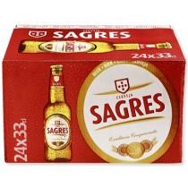 pack sagres biere 33 cL