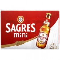 Pack Sagres biere 25cl