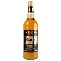 CAISSE - Whisky Black 1L x 12