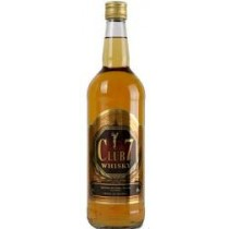 CAISSE - Whisky Club 7 1L X12