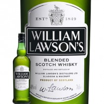 WILLIAM LAWSON Whisky  - 70cl