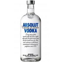 """Absolut Vodka """"Bleu"""" - 75 cl"""